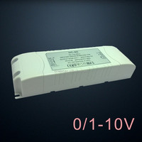 1000ma 40-60VDC no stroboflash dimmable 0-10v led driver