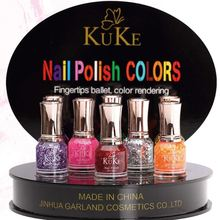High Quality oem nail art products bright neon nail lacquers