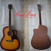 Cheap latest brand acoustic guitar