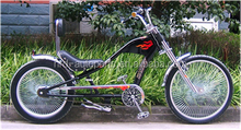 2015 hot sale Halley chopper bikes for adults, 24 inch chopper bicycles, high quality popular chopper bikes