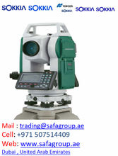 SOKKIA JAPAN TOTAL STATION SWISS FOR EXPORT TO AFGHANISTAN IRAN IRAQ PAKISTAN YEMEN SAUDI QATAR KUWAIT AFRICA