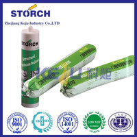 For most building materials fire-proof silicone sealant excellent adhesion