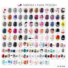 Wholesale beauty women and girl nail art decoration nail art wraps designer nail sticker