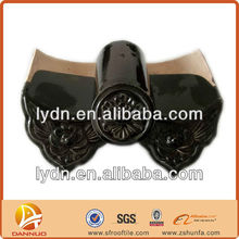 Chinese classical glazed tiles roofing for villas