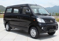 New 8 Seats Van With Powerful Petrol Engine,AC,Electric Power Steering