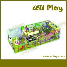 LL-I25 Good Quality Used Indoor Playground Equipment Sale