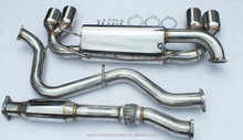 Stainless Steel Exhaust system for BMW 1 Series