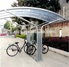 Outdoor galvanized bicycle garage shelter canopy(ISO Approved)