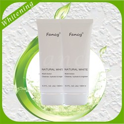Honey Suckle Extract Whiteing Facial Cleanser with Antioxidants