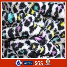 New Design Factory directly Sale Knitting 100% Polyester Print Coral Fleece Fabric