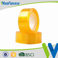 Professional Factory Sale!! Bopp Super Clear general packing adhesive tape jinhua factory