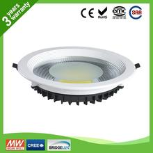Hot selling top quality 12w led downlight recessed adjustable 24w with low price LS-ZDTD824