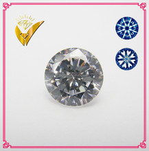 8 heart and 8 arrows cut signity stone cubic zirconia diamond
