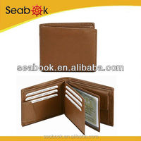2015 Exquisite mens wallet with good quality