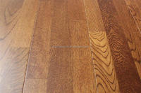 majestic interlocking click system 3-strip 3-layer oak engineered wood flooring