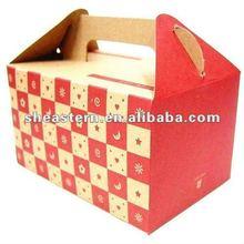 Cardboard bread box