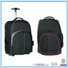hot sale business trip trolley draw bar laptop bag