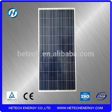Buy china solar panels On line Form Pv Supplier Poly 130w solar panel module