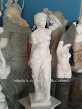 marble roman and greek statue