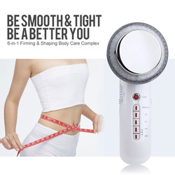 Goodwind New high quality Handheld EMS Tens body massager using with breast slimming cream