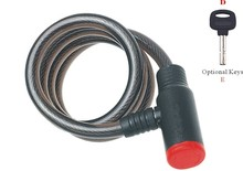 TY 503 qualified products high safety coiling cable locks with for door and gate