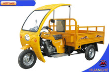 250cc China Cabin Cargo Tricycle in the coming market