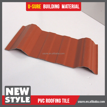 blue plastic roofing / china products bitumen sheet for roofing / philippines roof tiles