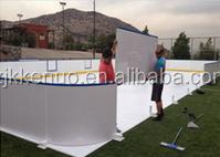 Kenuo customized synthetic ice rink / OEM uhmwpe sheet ice skating