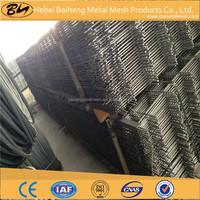 cheap price steel bar reinforced welded mesh panel