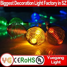 Most Popular Products party light China Birthday Party light Decorations Led battery Light string