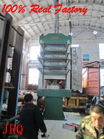 Rubber Shoe Sole Making Machine/ used 500 ton hydraulic press machine for sale