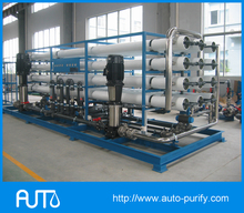 Reverse Osmosis RO System Water Purification Large Scale Used in Photovoltaic Industry