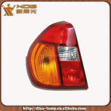 Good quality and price renault car body parts, tail light, tail lamp parts 087680 L 087681 R