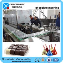 Small Chocolate Bar Production Line