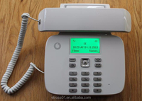 N189 Vodafone Classic Unlocked Wireless GSM Desk Phone with PSTN Land line and SIM CARD