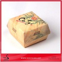 Sinicline SGS approved custom fried chicken box for take away