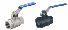 2PC TYPE THREAD BALL VALVE WITH FEMALE THREAD