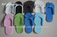 Cheap dispossible EVA Slippers for SPA, Beach