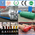 Xinda nuevos productos chatarra máquina de reciclaje de neumáticos, llantas de desecho de back to back de reciclaje de aceite pirólisis máquina