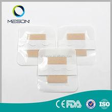 Free sample medical care calcium alginate wound dressing