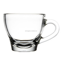 glass espresso cups , Glass coffee cup , Clear espresso cup