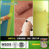 acrylic emulsion paint for exterior wall