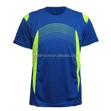 high quality dri fit plain white brand name custom printing tshirt manufacturer wholesale China