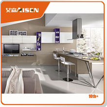Fine appearance wall mounted kitchen cupboards