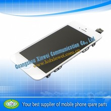 Mobile Phone Parts LCD Screen with Touch Complete for Iphone 5