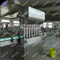 Bottled sauce filling machine in high quality