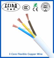 Rvv cable,flexible wire,CCA/Aluminium electric cable ,wire