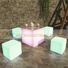 A Style Led Ice Cube Light LED Outdoor Light Cube Table