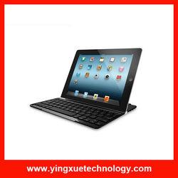 Stylish, aluminum Alloy Bluetooth Keyboard for iPad 4