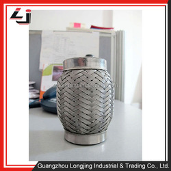 Car Products Guangzhou Accessories Braid Steel Pipe With two layers